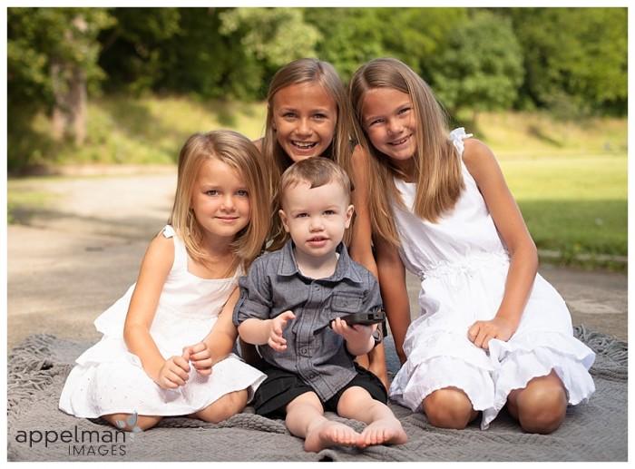 Color Portrait of children, Depot Town, Ann Arbor, Michigan, Frog Island Park, Picture, Photograph, Kids