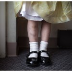 Little Girl In dress with bruises by Naperville documentary photographer.jpg 120-365 2014