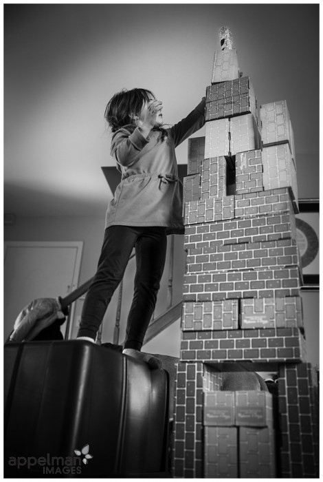 Kid building block tower naperville documentary lifestyle photographer 127-365 2014