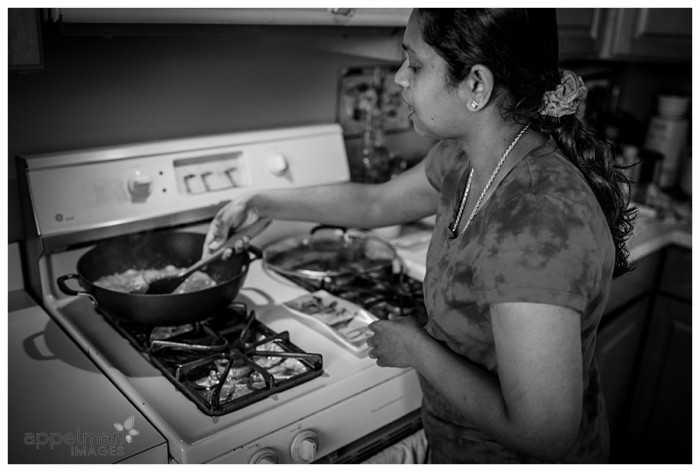 Naperville Documentary Life Photography The Cooking Lesson photos in my neighborhood 144-365 2014
