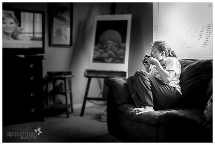 Saturday Morning by Naperville Lifestyle Photojournalistic Photographer for family, baby and portrait 145-365 2014