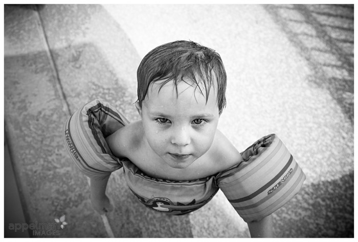 Oswego Child portraits Serious Swimmies Custom Documentary style Photograher in Naperville 149-365 2014