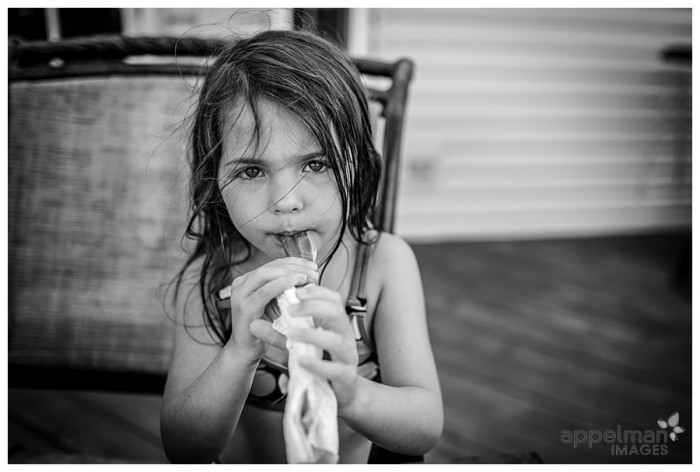 Naperville Lifestyle Photojournalistic Photographer for kids and families freezer popsicle 189-365 2014