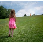 They stole my spot on the hill Naperville Rotery hill Family photographer 200-365 2014