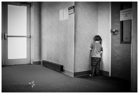 Not even in timeout preschool kids naperville family photographer 259-365 2014