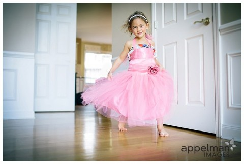 Pretty Pink Dress up twirl and smile naperville lifestyle family photographer 260-365 2014