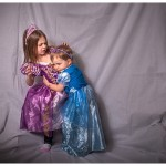 Naperville Baby Photographer Child Portraits artistic fun kids in princess dress ups 41-365 2014