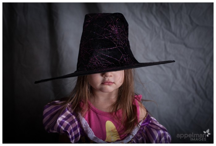 In Home Child portraits by Naperville photographer costume finds on little girl.jpg 50-365 2014