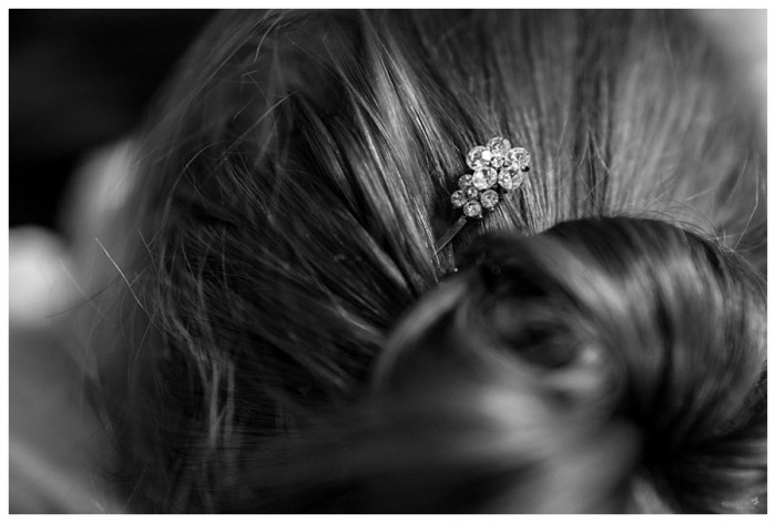 Baby bling little girl hair style child detail portrait by Naperville photographer 58-365 2014