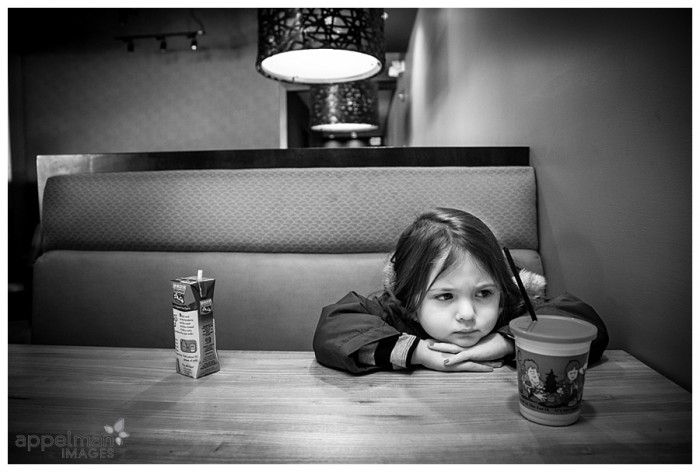 Simple Honest Kid Portraits Lunch Candid Lifestyle Photography in Naperville 61-365 2014