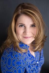 AIP CV Headshot Color woman in blue shirt