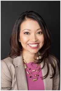 Professional Photograph Nurse headshot in Naperville and Bolingbrook