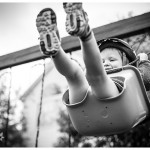 Swing me High little boy in baby swing naperville documentary photojournalism family photographer.jpg 156-365 2014