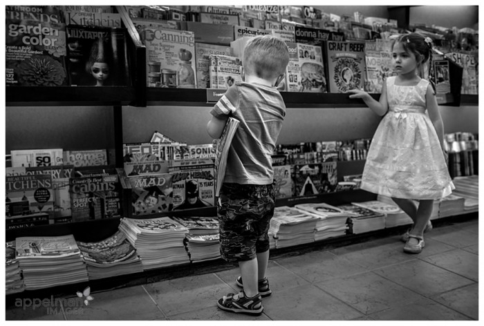 Comic Book Decisions Naperville store and child photojournalistic photography and family photographer 160-365 2014